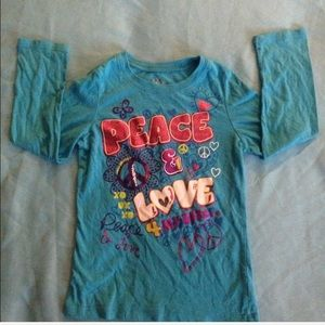 💕Place Girl's Top💕Size M💕